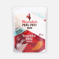 Nando's Smokey BBQ PERi-PERi Rub - 25g