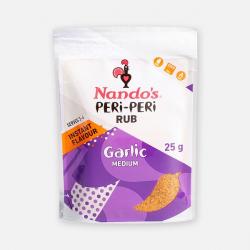 Nando's Garlic PERi-PERi Rub - 25g