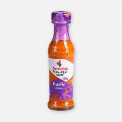 Nando's Garlic PERi-PERi Sauce 125g