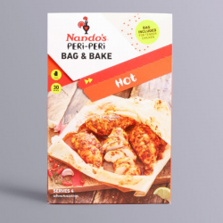 Nando's Hot PERi-PERi Bag & Bake 20g