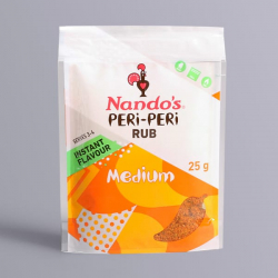 Nando's Medium PERi-PERi Rub - 25g