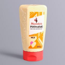 Nando's Mild PERinaise PERi-PERi Mayonnaise 265g