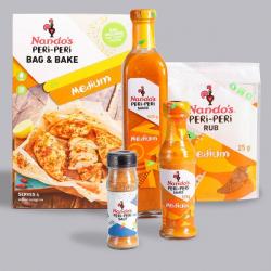 Nando's Sauce & Seasoning Selection - Medium