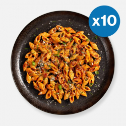 Nduja Pork Pasta Kit - 395 kcal - Meals For The Week 2 Person