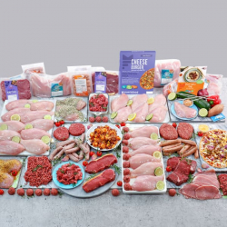 New Year - Super Lean Hamper