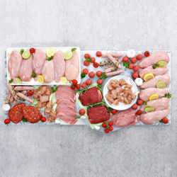 New Year - Super Lean Taster Hamper