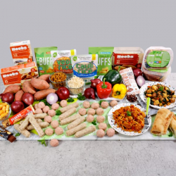 New Year Vegan Taster Hamper