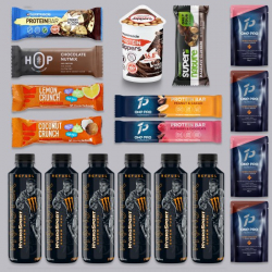 Next Level Protein Hamper