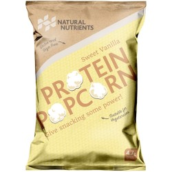 Protein Popcorn by Natural Nutrients - 30g