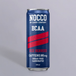 Nocco BCAA Drink - Red Berries ****