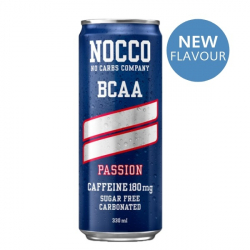 Nocco Sugar Free BCAA Drink 330ml - Passion