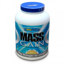 NRG Fuel Mass Gain Formula - 2kg