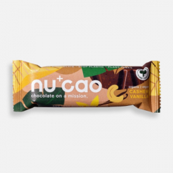 Organic Chocolate Bar - Cashew Vanilla – nucao