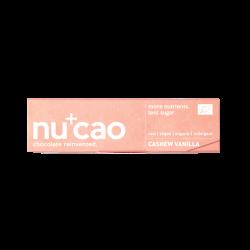 nucao - Cashew Vanilla Bar