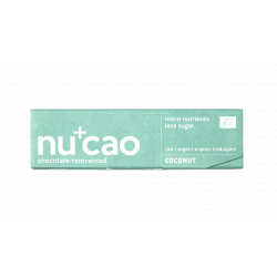 nucao - Coconut Cinnamon Bar