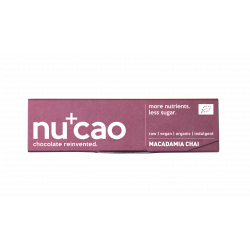nucao - Macadamia Chai Bar