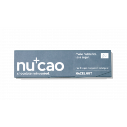 nucao - Roasted Hazelnuts Bar