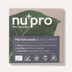 nupro - Black Currant - 200g Protein Powder