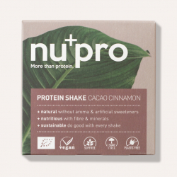 nupro - Cacao Cinnamon - 200g Protein Powder
