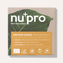 nupro - Passion Fruit - 200g Protein Powder