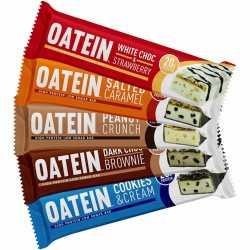 Oatein Peanut Crunch Protein Bar