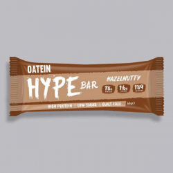 Oatein Hype Bar - Hazelnutty