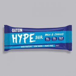 Oatein Hype Bar - Milk & Cookies