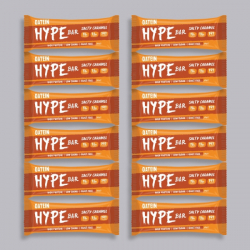 Oatein Hype Bar - Salty Caramel 12 x 60g