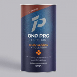 ONE PRO Nutrition Whey Protein - Chocolate 750g