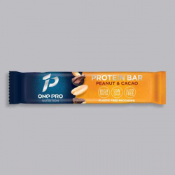 High Protein Vegan Bar - Peanut & Cacao