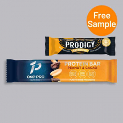 ONE PRO Nutrition Vegan Protein Bar - Peanut & Cacao