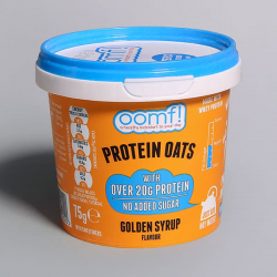 Oomf! Instant Oats - Golden Syrup