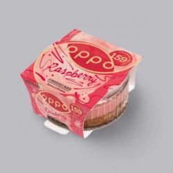Lower Calorie Raspberry Cheesecake - Oppo