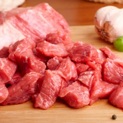 Organic Diced Beef - 450g****DELISTED****