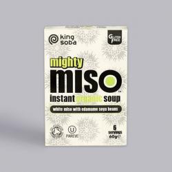 Organic Miso Soup Edamame Bean - 6 Pack