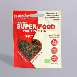 Organic Pumpkin Seeds – Spicy - Nutrilicious