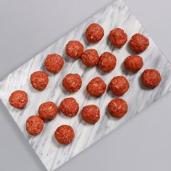 Oriental Chilli Beef Meatballs - 350g