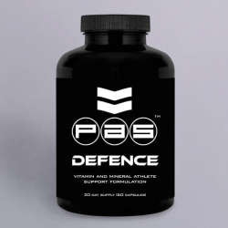 PAS DEFENCE - Athlete specific Multivitamin - 30 Day Supply