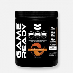 PAS Game Ready -  Pre Workout 343g