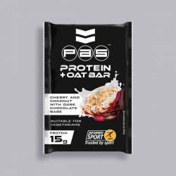 PAS Protein Flapjack Cherry & Coconut 75g