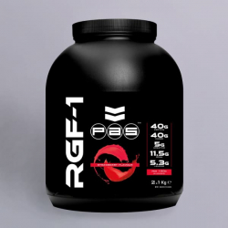 PAS Nutrition RGF-1 Protein - Strawberry 2.1kg