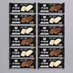 PAS Protein Bars - Sample Mix (12 Bars)