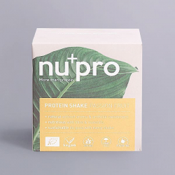 Passion Fruit - 200g Protein Powder - nupro
