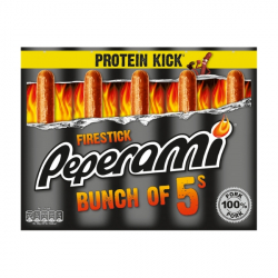 5 Pack - Firestick Pepperami Sticks