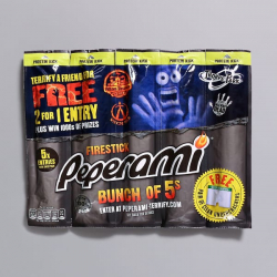 5 Pack - Firestick Peperami Sticks