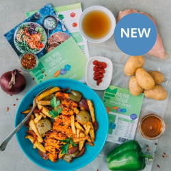 Piri Piri Chicken with Wedges Recipe Kit