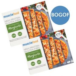 2 x Stonebaked Gluten Free Margarita Pizza BOGOF