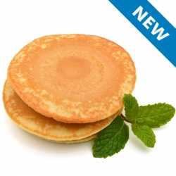 High Protein Ready To Eat Plain Pancakes - 2 Pack