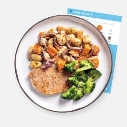 Creamy Pork Gnocchi with Butternut Squash Recipe Kit