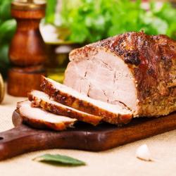 Boneless Pork Loin Mini Roasting Joint 400g